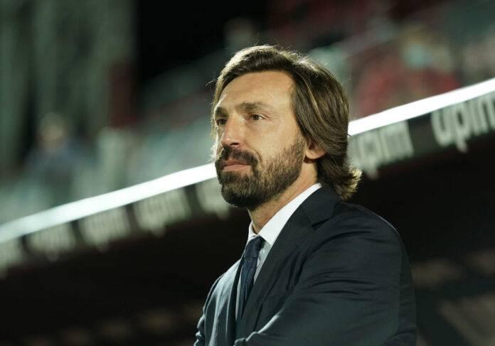 Andrea Pirlo conferenza Dinamo-Juve