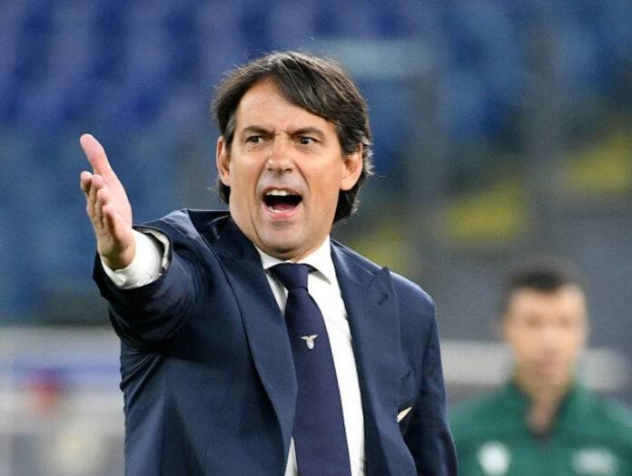 Simone Inzaghi post Lazio-Borussia