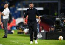 Gattuso Napoli AZ