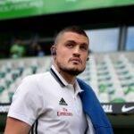 Kyriakos Papadopoulos difesa Milan
