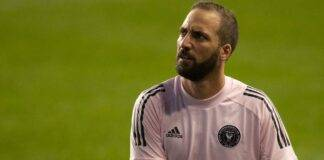 Higuain Juventus Mls