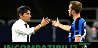 Eriksen Inter Milan Icardi
