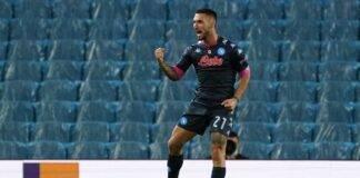 Politano pagelle Napoli Real Sociedad