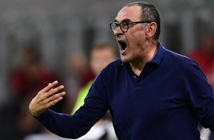 Sarri Juventus Fiorentina