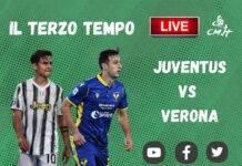 Terzo Tempo Juve-Verona