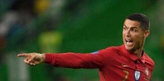 Diretta Francia Portogallo formazioni Cristiano Ronaldo