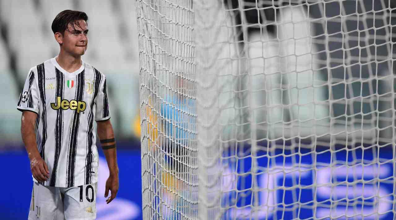 Tuttosport - Pirlo non lo fa entrare: sfogo di Dybala con Paratici