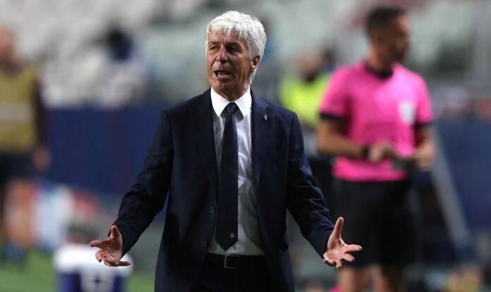 Diretta Atalanta Sampdoria Gasperini