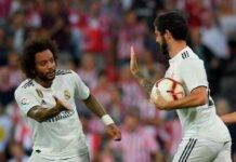 Calciomercato Juventus, offerta da 40 milioni per Isco e Marcelo a gennaio