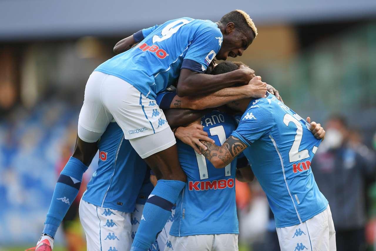 Serie A, Napoli-Atalanta 4-1: azzurri inarrestabili al San ...   Napoli- Atalanta