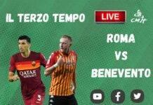 Terzo Tempo Roma-Benevento