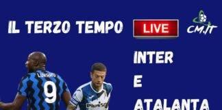Terzo Tempo Inter Atalanta