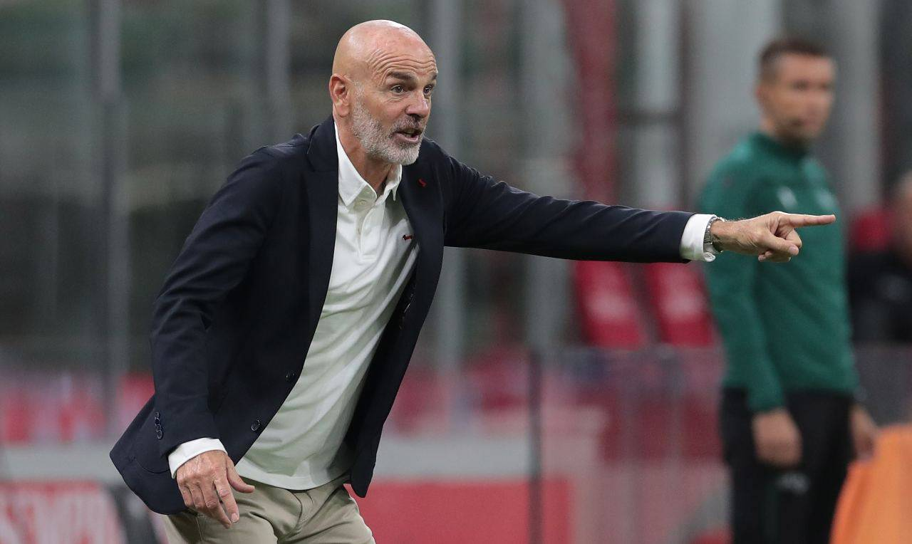 Celtic-Milan, Pioli in conferenza stampa