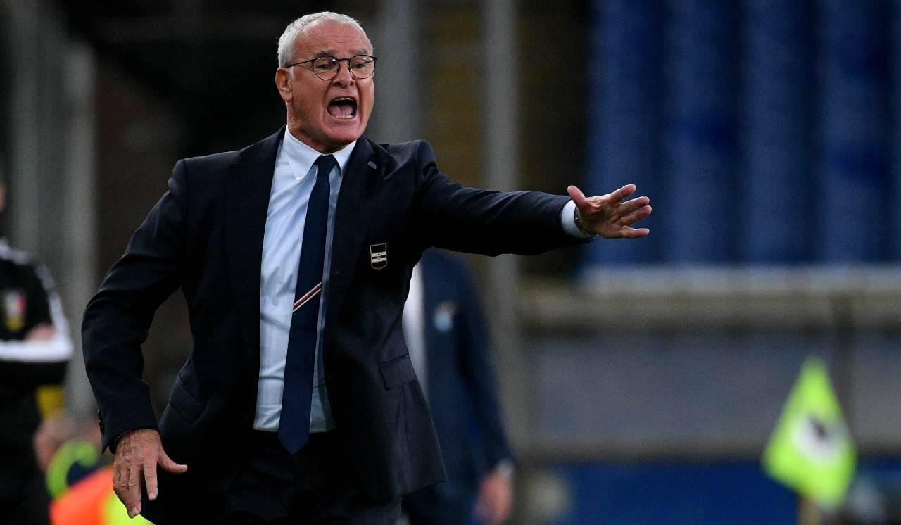 Diretta Atalanta Sampdoria diretta