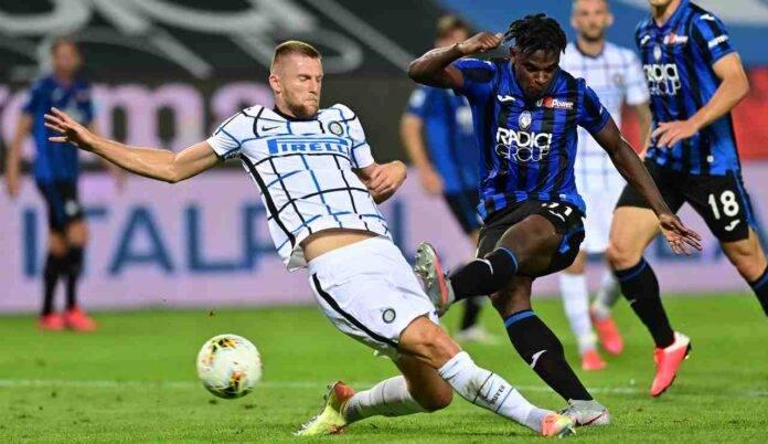 Calciomercato Inter, duello Liverpool-Tottenham per Skriniar a gennaio
