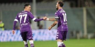 Diretta Fiorentina-Benevento formazioni ufficiali