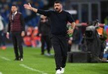Napoli-Milan Gattuso