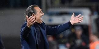 Fiorentina-Benevento Prandelli