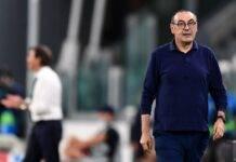 Sarri Juventus Fiorentina Inter