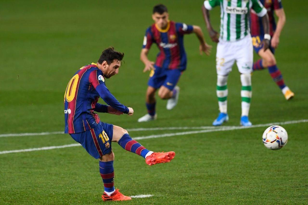 Psg futuro Messi