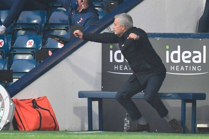 Mourinho Khedira Tottenham