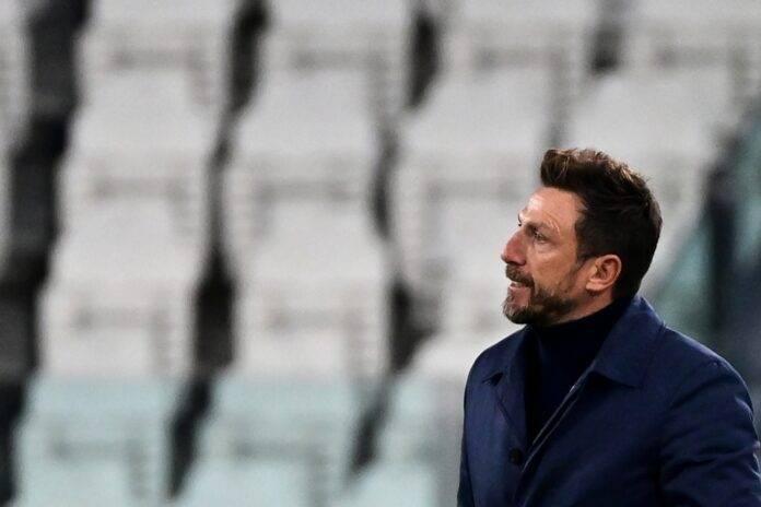 Juventus-Cagliari Di Francesco