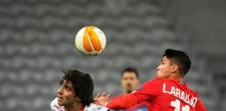 Tonali e Araujo voti Lille Milan