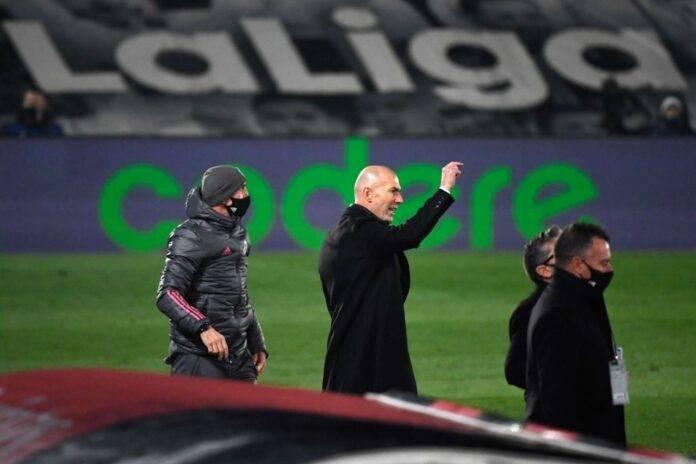 Real Zidane ko