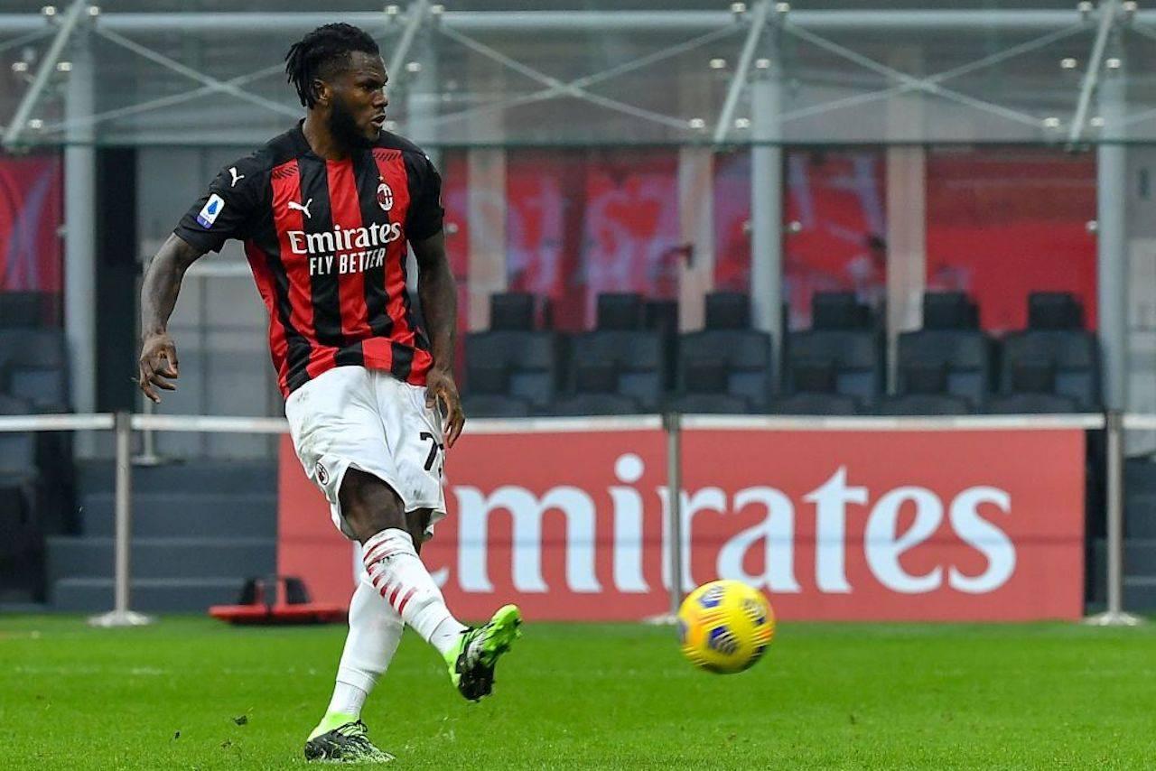voti Milan-Fiorentina Kessie