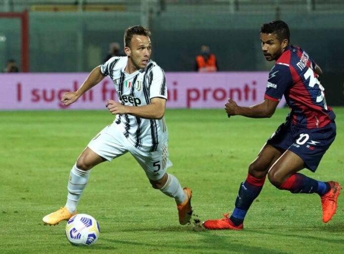 Arthur Pirlo Juventus