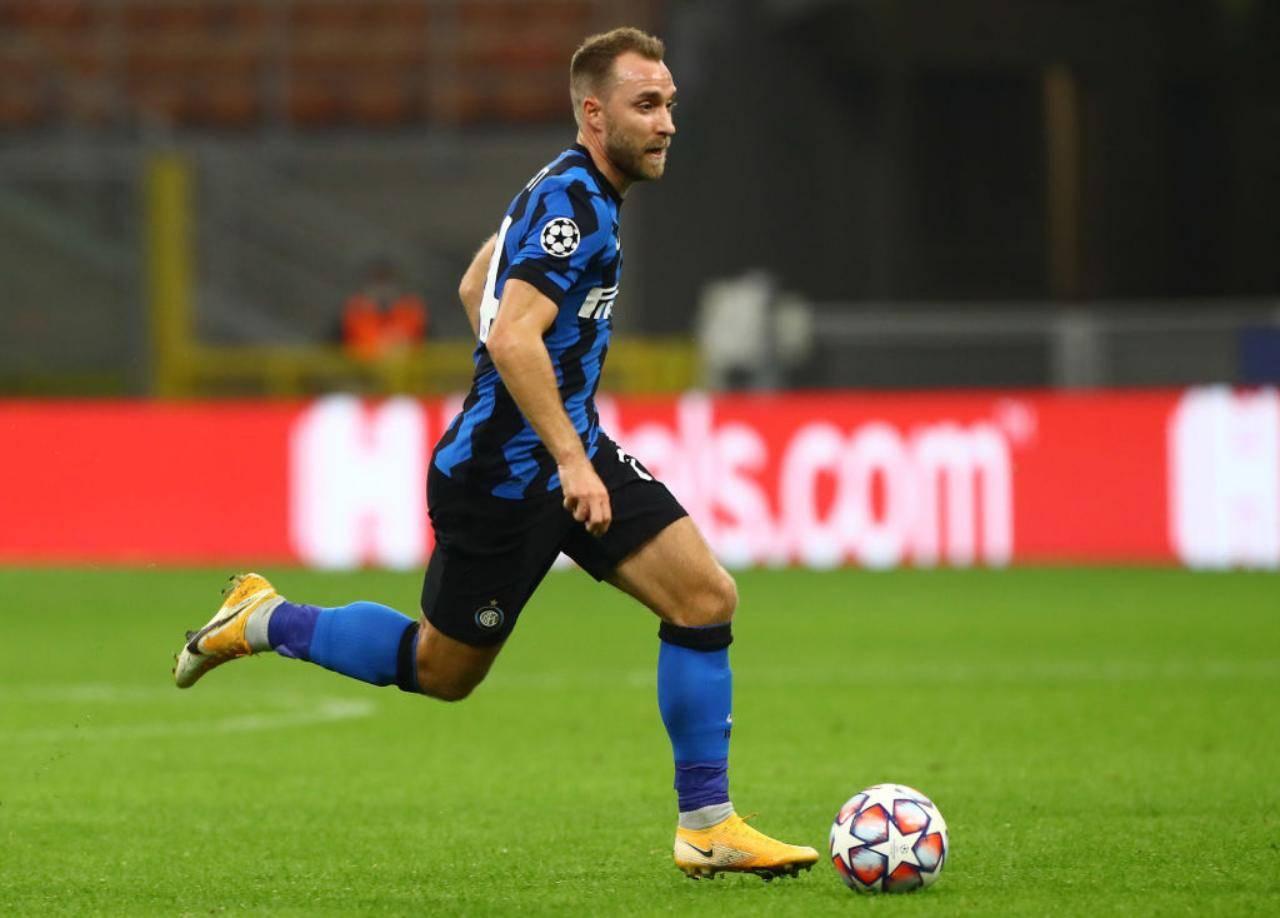 Calciomercato Inter, via Eriksen | In Serie A per 12 milioni!