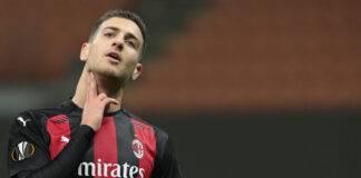 Dalot Milan Manchester United