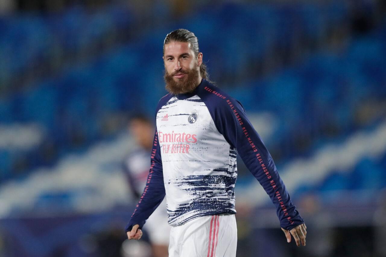 Calciomercato Juventus Sergio Ramos Inter Miami