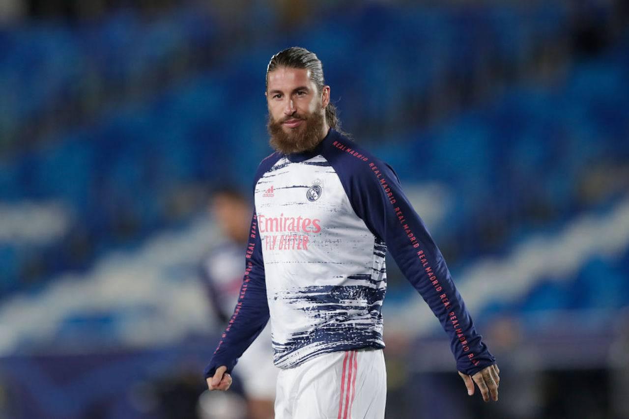 Ramos ultimatum Real
