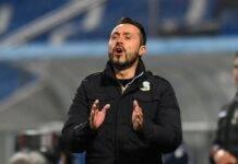 Roberto De Zerbi Inter Barcellona