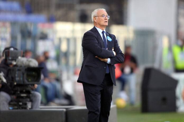 Cagliari-Sampdoria Ranieri