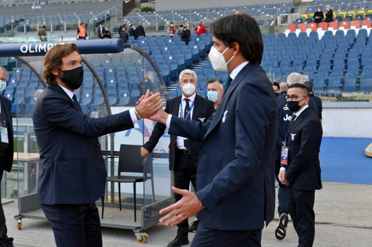 Juventus Ferencvaros Lazio Zenit