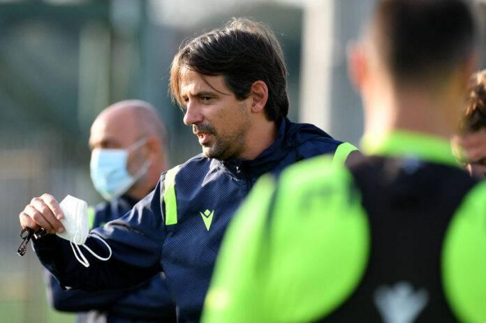 Simone Inzaghi Crotone Lazio