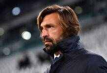 Pirlo Conferenza Juve-Ferencvaros