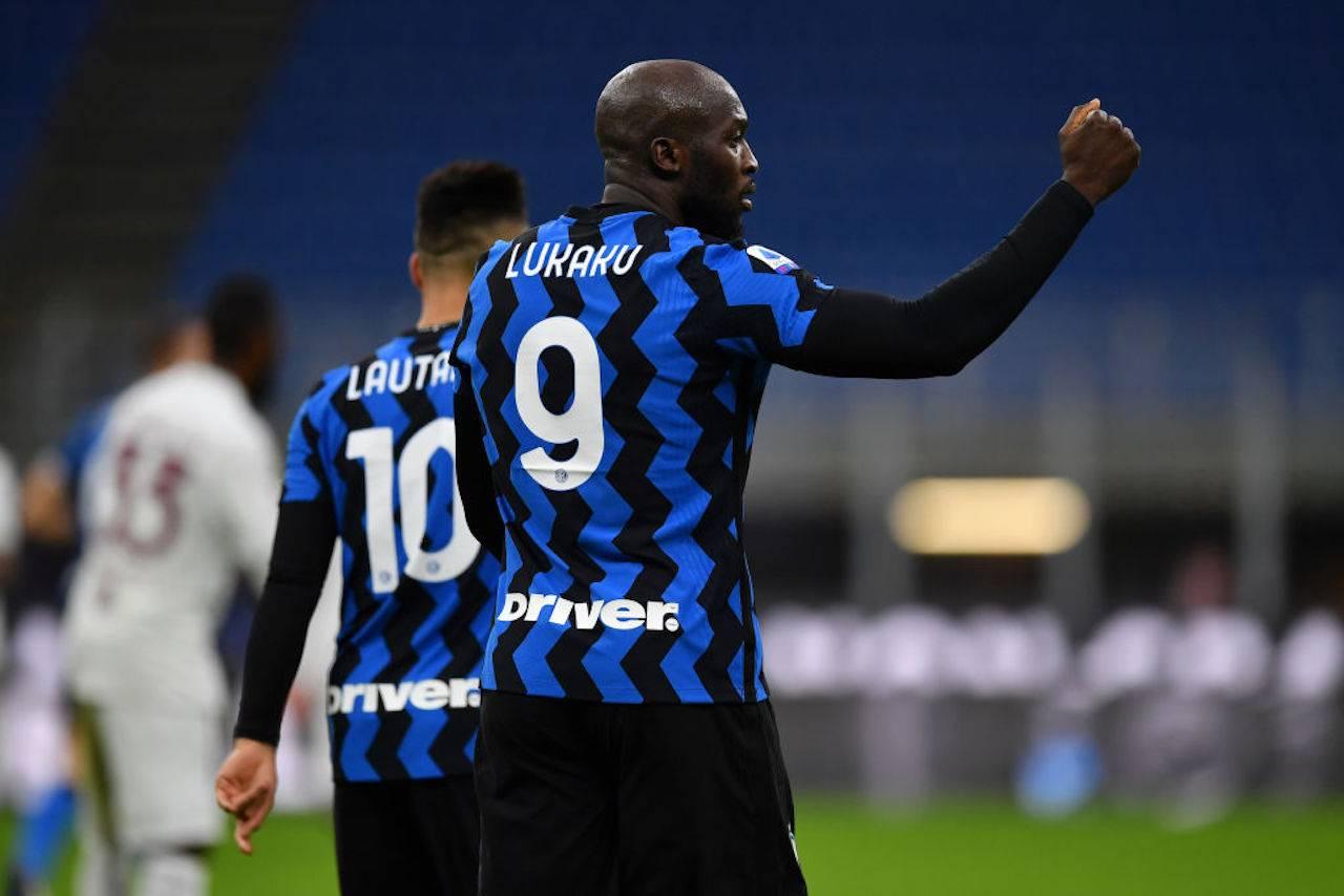 Romelu Lukaku post Inter-Torino