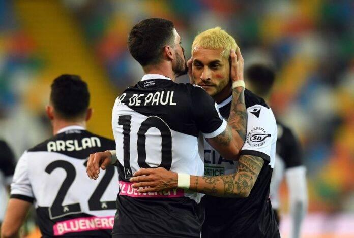 Udinese-Genoa 1-0 de Paul
