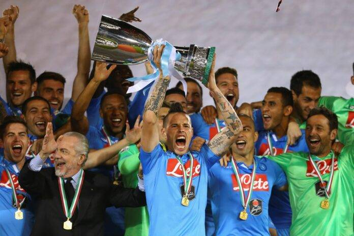 Supercoppa Italiana Juventus-Napoli