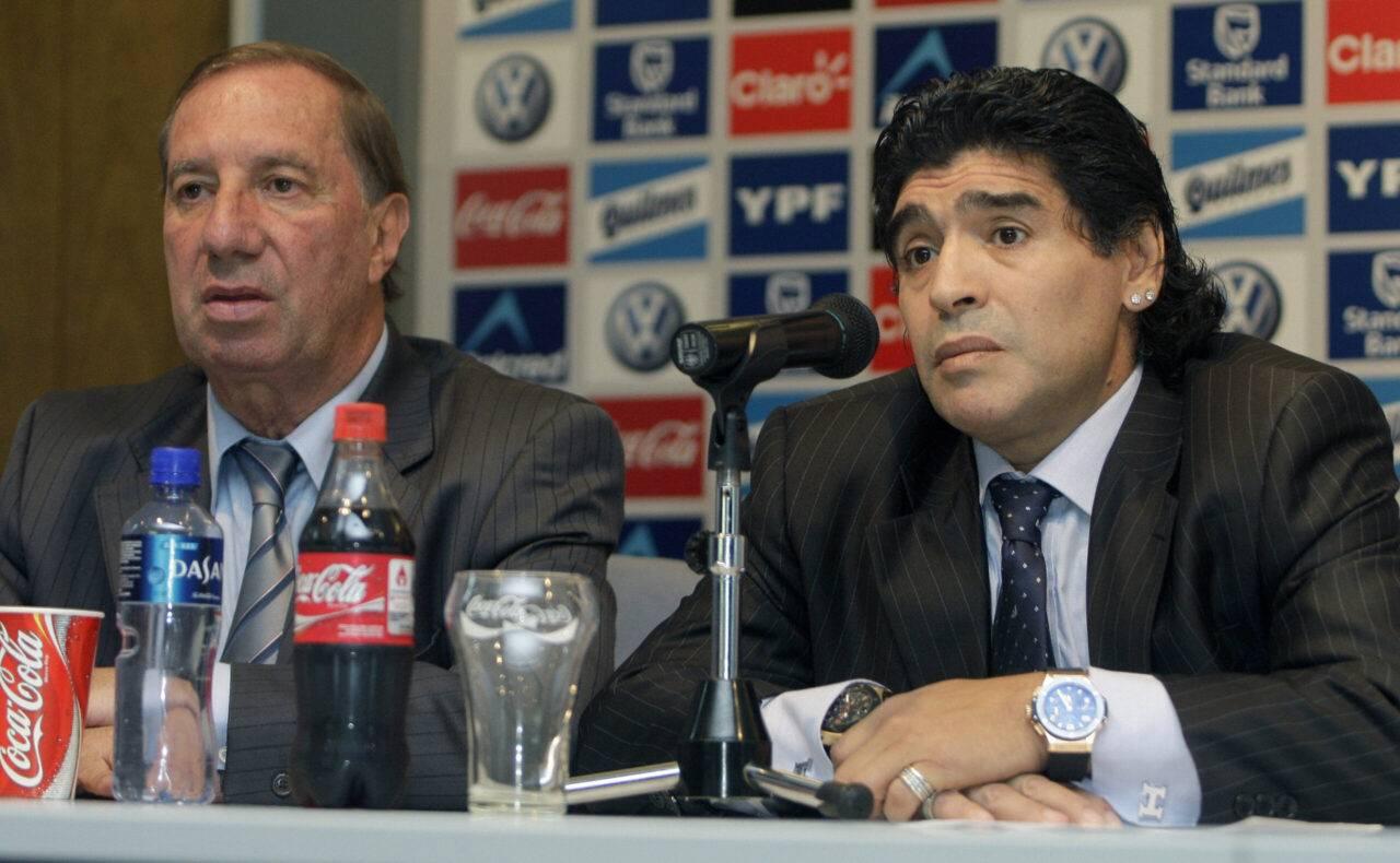 Maradona: la morte tenuta nascosta all'ex allenatore Bilardo - Sportmediaset