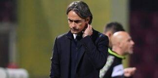 Inzaghi Benevento-Spezia