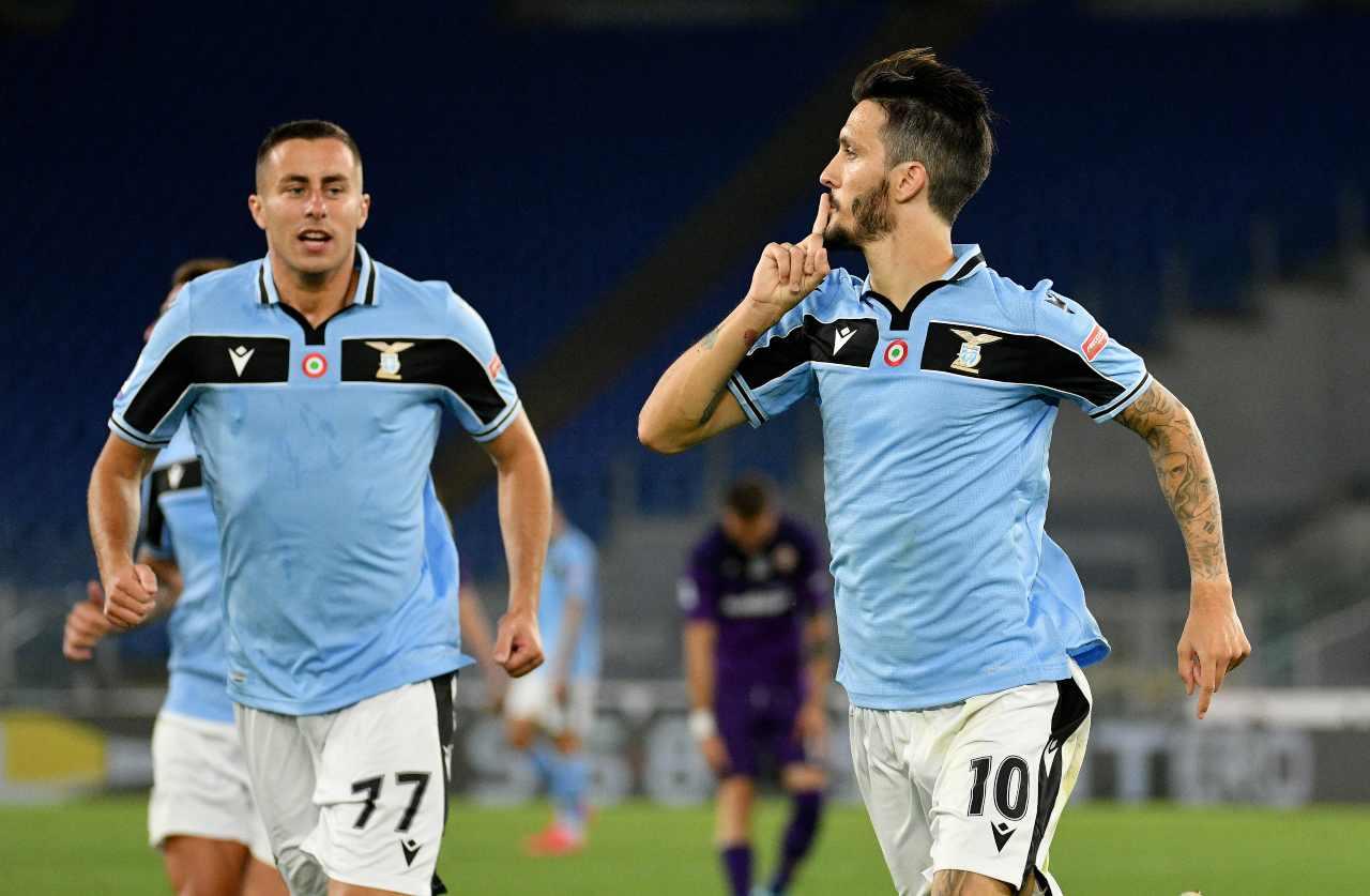 Luis Alberto Milan Juventus