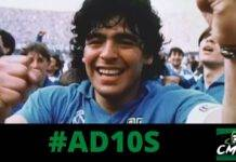CMIT TV Maradona