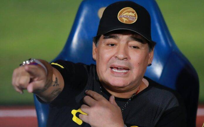 Maradona Cabrini