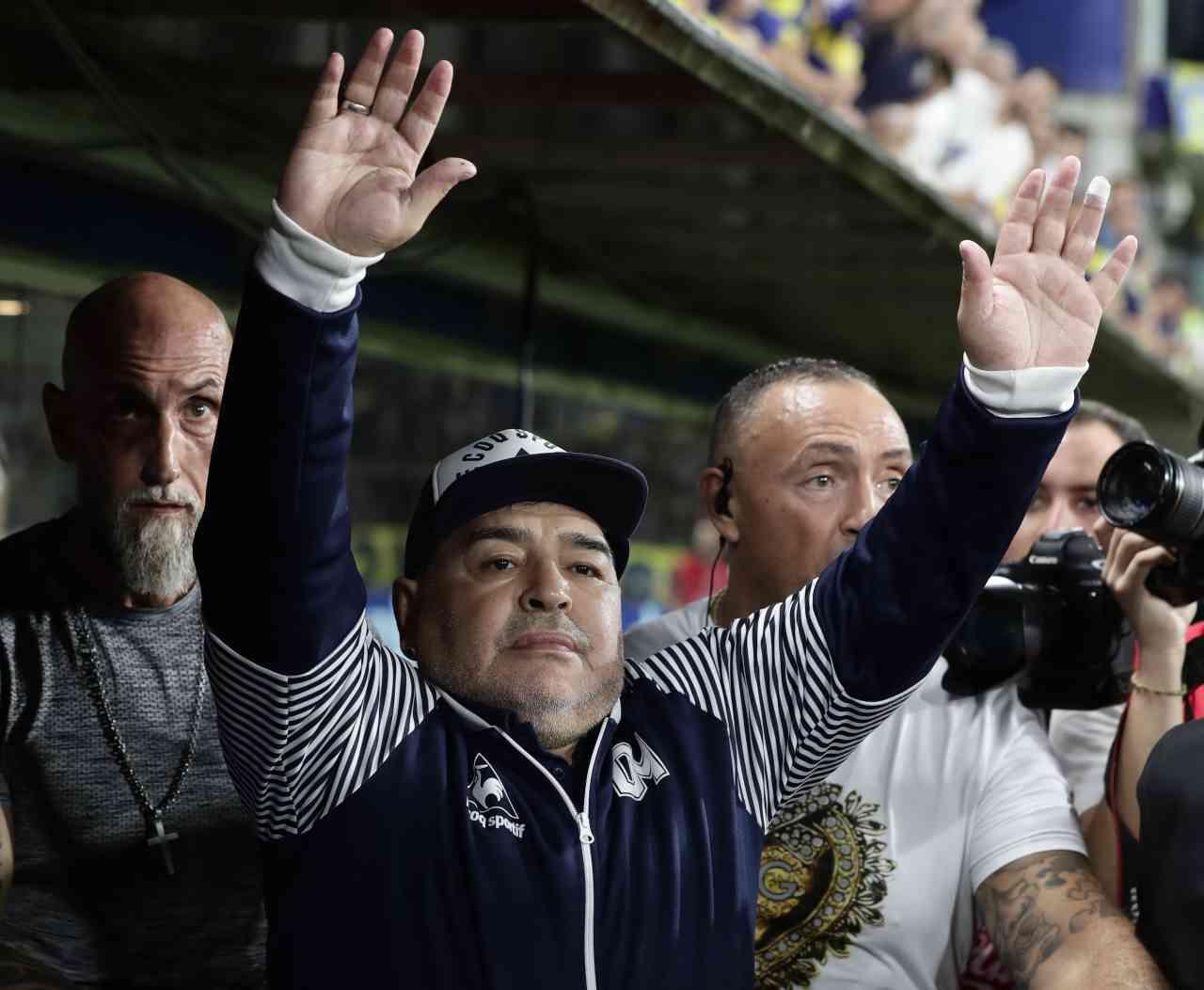 Morto Maradona, il ricordo di Clementino: