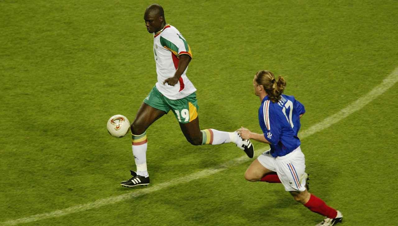 E' morto Papa Bouba Diop, protagonista del Mondiale 2002
