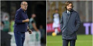 Sarri Pirlo Juventus